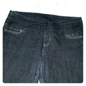 Hue Jeggings, worn once.